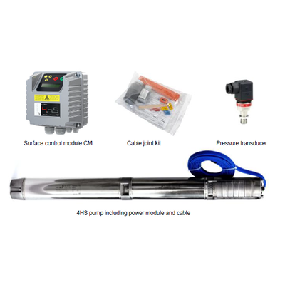 Submersible Bore Pump & Motor Combinations