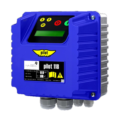 Pilot Bore Pump Protection Controller
